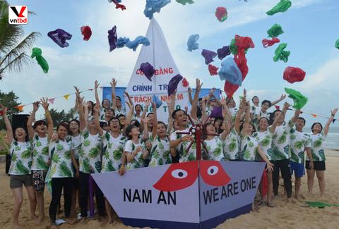 Team Building Vũng Tàu, Tour Du Lịch Team Building Vũng Tàu